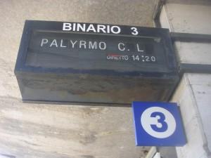 Palermoへ