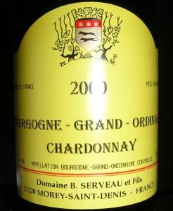 Bourgogne G. Ordinaire - コピー