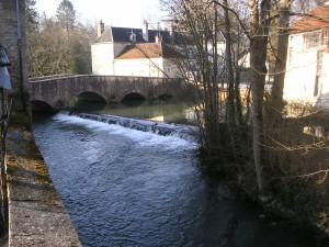 Les Riceys 川